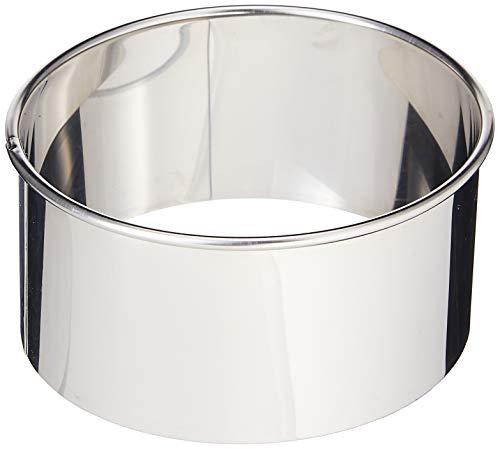 Round Cutter, Stainless Steel