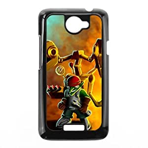 HTC One X Cell Phone Case Black Defense Of The Ancients Dota 2 TINKER 002 IX7696226