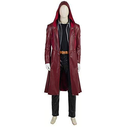 cossun Fullmetal Alchemist Edward Elric Cosplay Costume Halloween gift men hero full set coat -