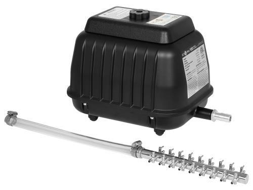 EcoPlus Pro 100 Linear Air Pump 2200 GPH-728378 by EcoPlus