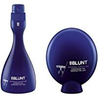 BBLUNT Intense Moisture Shampoo for Seriously Dry Hair 400ml + Intense Moisture Conditioner 200 ml Combo Pack