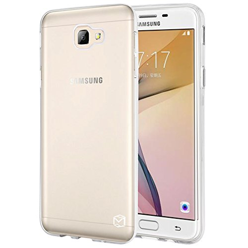 Slim Fit Hybrid Shockproof Case for Samsung Galaxy On7 (Black) - 8