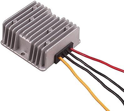 DC24V To DC12V 20A 240W Step Down Power Supply Converter Regulator Module Great