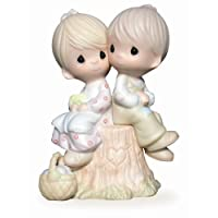 Deals on Precious Moments, Love One Another, Bisque Porcelain Figurine
