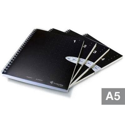 A5 Single Subject Notebooks Computers, Electronics, Office Supplies, Computing by Livescribe