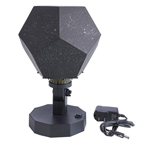 Price comparison product image Thegood88 Romatic Night Light Star Laser Projector Lamp Sky Master Astro Kids Home Decor
