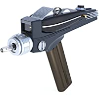 Star Trek Phaser Remote Control Replica - Universal TV Remote Prop From The Original Series