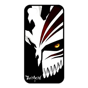 iPhone 4/4S Case, Bleach Hard TPU Rubber Snap-on Case for iPhone 4 / 4S