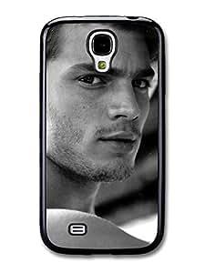 AMAF ? Accessories Christian Grey Jamie Dornan Close Up Portrait case for Samsung Galaxy S4