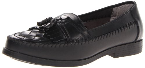 Deer Stags Men's Herman Slip-On Loafer,Black,12 M US