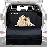 SUV Dog Cargo Liner Waterproof - Dog Seat Covers Non-Slip Non-Scratch Pet Seat Protectors for Rear SUVs Vans
