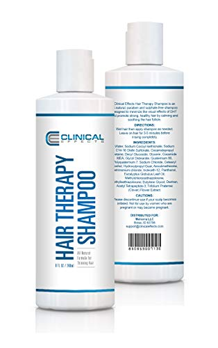 Clinical Effects hair Therapy Shampoo