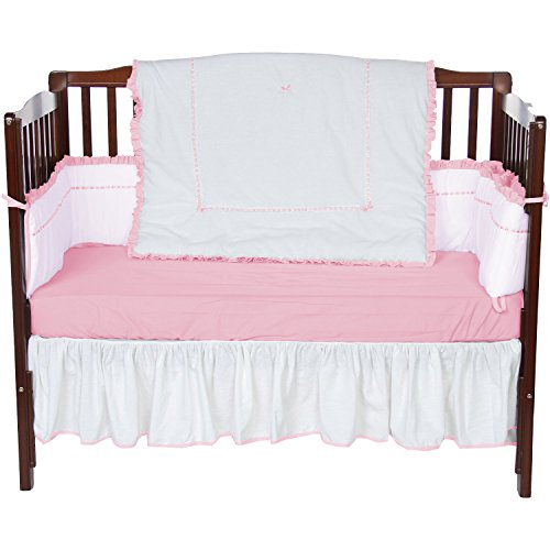Baby-Doll-Bedding-Unique-Crib-Bedding-Set-Pink
