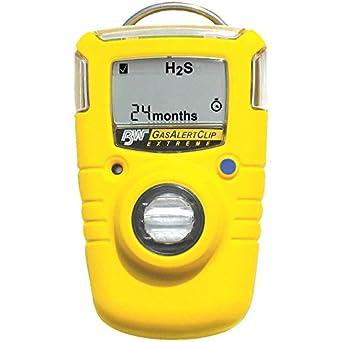 Single Gas Detector, Hydrogen Sulfide: Science Lab Gas Handling Instruments: Amazon.com: Industrial & Scientific