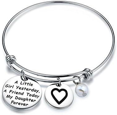 Lywjyb Birdgot Best Friends Bracelet Not Sister By Blood But Sister By Heart Hairband Bracelet Sister Jewelry Gift