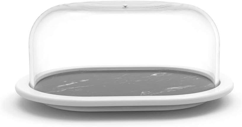 Mantequillera osmos con Tapa de 17 x 13 x 7,7 cm Zak
