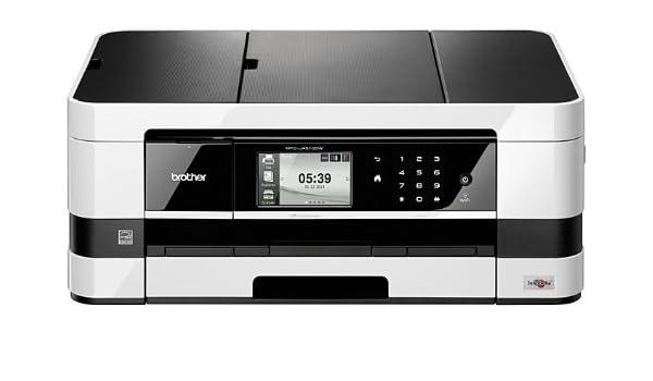 Brother MFC J 4510 DW - Impresora Multifunción Color: Amazon ...