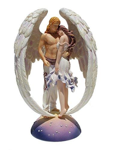 Guardian Angel By Selina Fenech Figurine 10 Inch (Fantasy Sculpture)