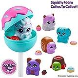 Squishy Cake Pop Cuties - 1 x Foam Cuties inside Plastic Lollipop Casing - Collect Them All