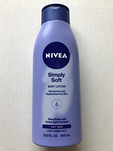 Nivea Body Simply Soft for Dry Skin 13.5oz Bottle (1/pk)