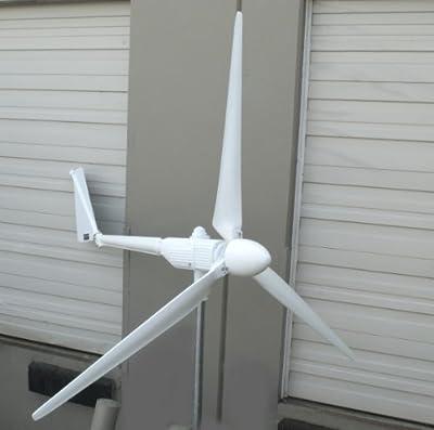 ALEKO WG3KW 3KW 3000 Watt Residential Wind Generator Wind Turbine
