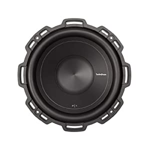 Rockford Fosgate P1S4-10 Punch P1 SVC 4 Ohm 10-Inch 250 Watts RMS 500 Watts Peak Subwoofer