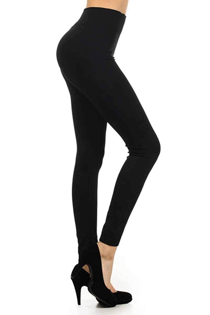 6a5ffb7ef2d Yelete Women's Basic Five Pocket Stretch Jegging Tights Pants at Amazon  Women's Clothing store: