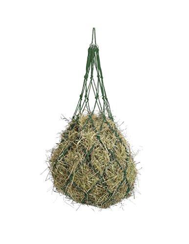 Tough-1 Large Poly Hay Feeder - Hunter Green ()