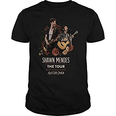 S Mendes The Tour 2019 with Special Guess Alessia Cara T-Shirt