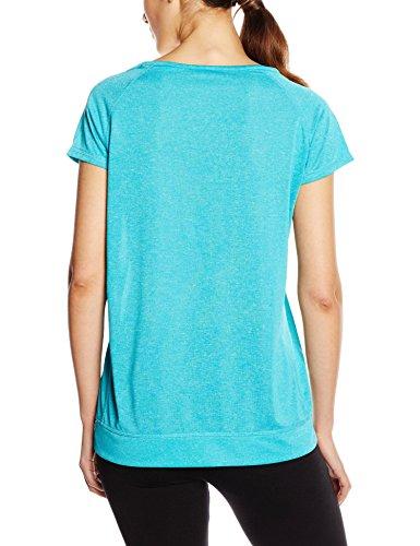 Stedman Apparel Active Performance Raglan/ST8300 - Camiseta de deporte para mujer Turquoise