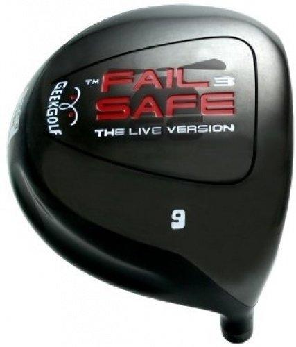Amazon.com: # 1 Distancia + Precisión Geek Golf Fail Safe 3 ...