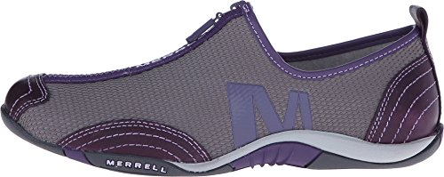 Loganberry Barrado Donne Argento Merrell Pattino Casuale 4qxwT6Bx