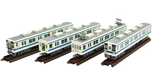 Railway collection Tobu Railway 8000 system update car 8175 organized basic 4-Car Set