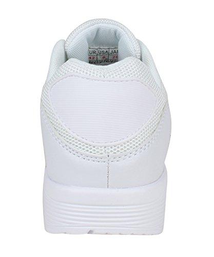 Stiefelparadies Donna Sneaker Donna Bianco Stiefelparadies Sneaker Bianco Sneaker Stiefelparadies wUqnBEH