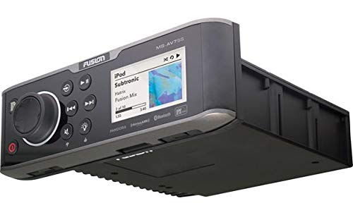 Fusion MS-AV755 Marine Entertainment Radio DVD/CD with Bluetooth