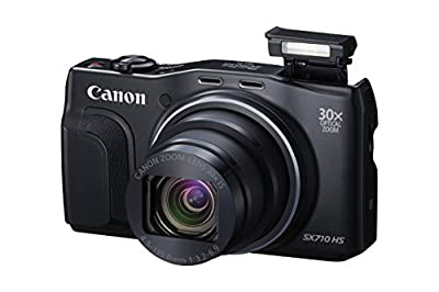 Canon PowerShot SX710 Digital Camera