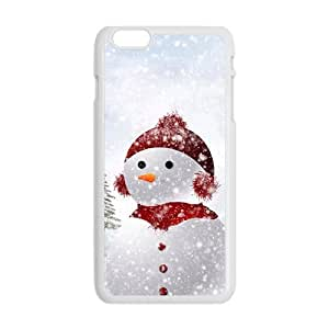 Christmas lovely snow baby Phone Case for Iphone 6