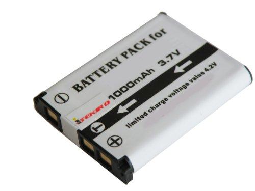 iTEKIRO 1000mAh Battery for Sealife SL1614 02491-0057-00 02491-0066-01 02491-0066-04 Sealife DC600 Digital Cameras -
