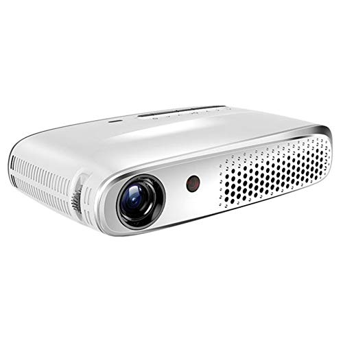 Smart WiFi DLP Projector,2250 Lumens Portable Android Intelligent Mini 1080P HD Classroom Home Theater Video Projector from LLVV Video Projectors