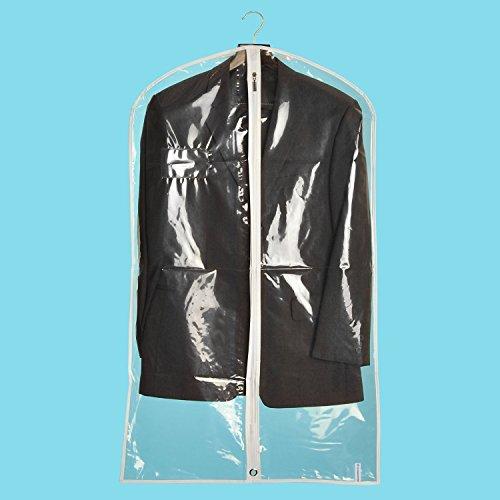 Hangerworld Premium Showerproof Garment Protector