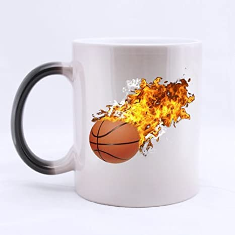 Best Morphing Taza - Love deporte de pelota de baloncesto Cool de ...