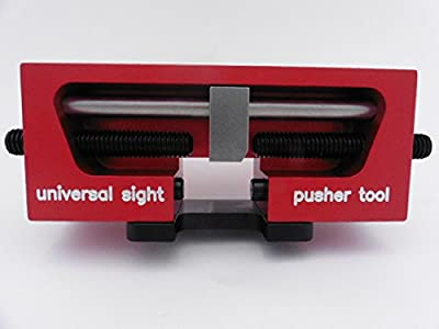 WashingtonGunWorks.com Universal Sight Pusher for Handguns, Easily Remove/Install Sights on 1911,Glock, Sig, Springfield and More