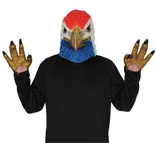 Seasons Patriotic American Eagle Mask with