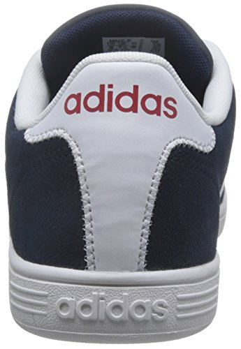 Homme Blanc Blanc Baskets f99260 Pour Adidas Vlcourt H0IFt