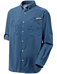 Men's PFG Tamiami II Long Sleeve Fishing Shirt