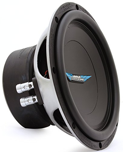 ID8 V.4 D4 – Image Dynamics 8″ 350W RMS Dual 4-Ohm ID V.4 Series Subwoofer