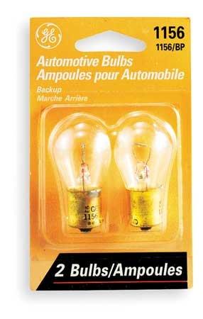 Miniature Lamp, 1156, 27W, S8, 13V, PK2 -