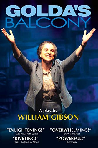 Golda's Balcony: A Play (Applause Books)