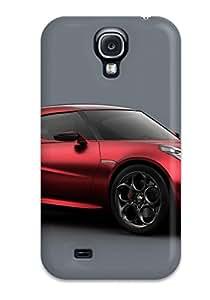 Tough Galaxy BYpDVlM8768jaJSF Case Cover/ Case For Galaxy S4(alfa Romeo 4c 21)