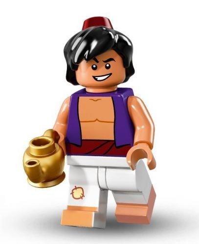 (LEGO Disney Series Collectible Minifigure - Aladdin (71012))